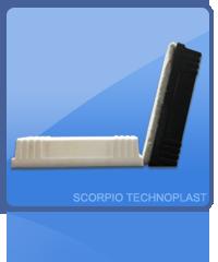 plastic dusters